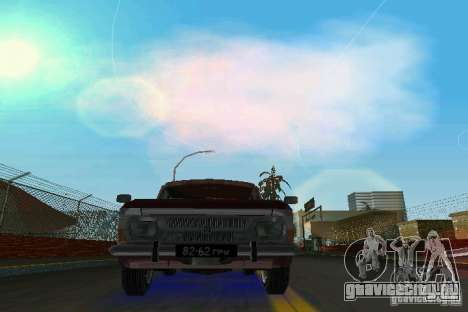 ИЖ-2125 Комби для GTA Vice City вид справа