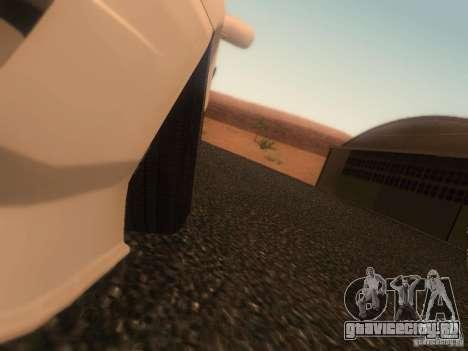 Nissan Skyline GTS R32 JDM для GTA San Andreas вид сзади слева