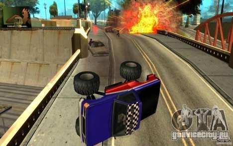 Ballas для GTA San Andreas четвёртый скриншот