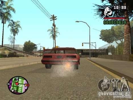 Overdose effects V1.3 для GTA San Andreas одинадцатый скриншот
