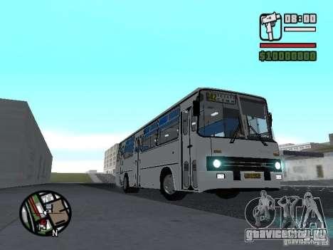 Ikarus 266 Городской для GTA San Andreas