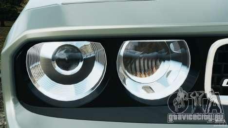 Dodge Challenger SRT8 2009 [EPM] для GTA 4 двигатель