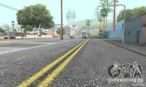 Grove Street 2012 V1.0 для GTA San Andreas седьмой скриншот