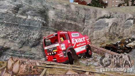 Внедорожная трасса для GTA 4 второй скриншот