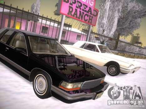 Buick Roadmaster 1996 для GTA San Andreas