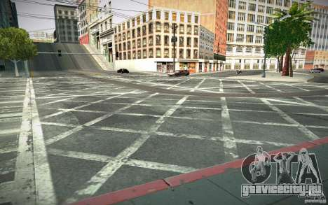 HD Дороги (GTA 4 in SA) для GTA San Andreas пятый скриншот