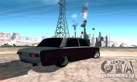 ВАЗ 2101 Sport для GTA San Andreas вид слева
