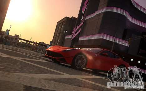 Ferrari F12 Berlinetta 2013 Knoxville Edition для GTA 4