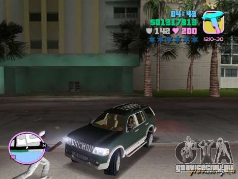 Ford Explorer для GTA Vice City