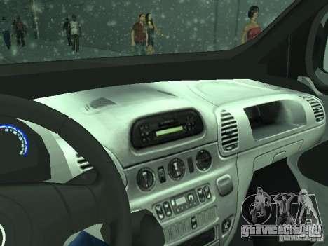 Vauxhall Vivaro v0.1 для GTA San Andreas вид сбоку