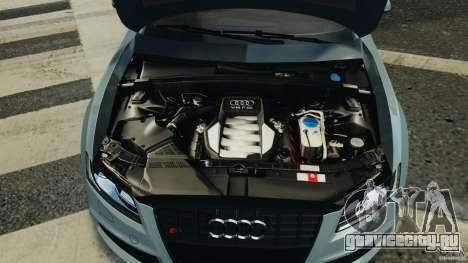 Audi S5 v1.0 для GTA 4 вид снизу