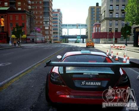 iCEnhancer 2.1 Final для GTA 4 второй скриншот