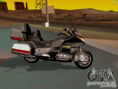 Honda Goldwing GL 1500 1990 г. для GTA San Andreas