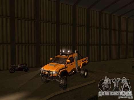 УАЗ 2760 для GTA San Andreas вид справа
