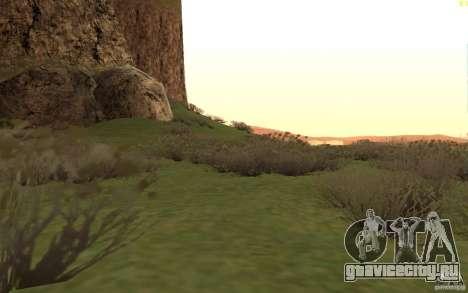 New desert для GTA San Andreas шестой скриншот