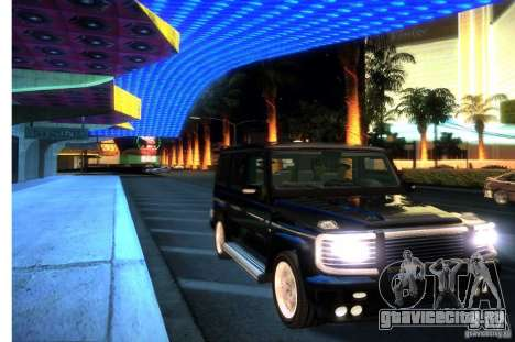 Graphic settings для GTA San Andreas шестой скриншот