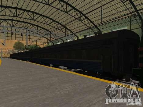 ЖД модификация III для GTA San Andreas одинадцатый скриншот