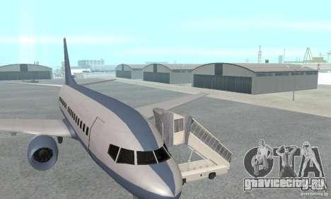 Airport Vehicle для GTA San Andreas третий скриншот