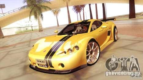 Ascari A10 для GTA San Andreas