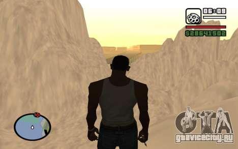 Mountain map для GTA San Andreas шестой скриншот