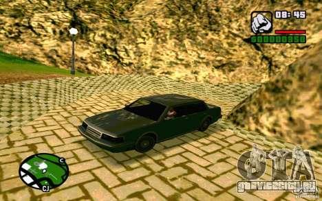 ENBSeries от Blaid для GTA San Andreas четвёртый скриншот