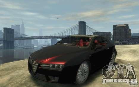 Alfa Romeo Brera для GTA 4