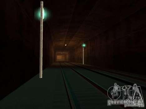 Железнодорожные светофоры для GTA San Andreas второй скриншот