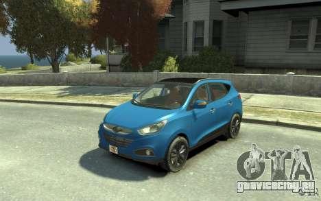 Hyundai IX35 2010 Beta для GTA 4