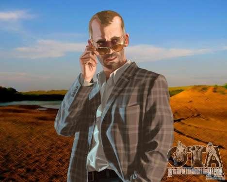 Загрузочный экран Россия в Америке для GTA 4 четвёртый скриншот