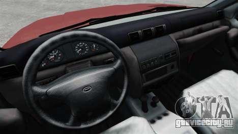 УАЗ-23632 Патриот для GTA 4