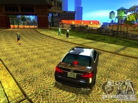 ENBSeries by JudasVladislav для GTA San Andreas четвёртый скриншот