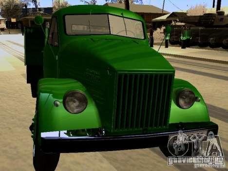ГАЗ 51А для GTA San Andreas вид слева