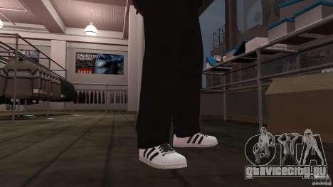 Adidas Superstar 80s для GTA 4