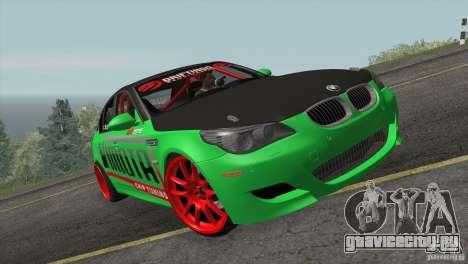 BMW M5 E60 Darius Balys для GTA San Andreas
