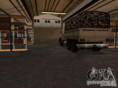 Ожившая военная база в доках V3.0 для GTA San Andreas третий скриншот