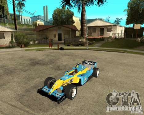 Renault F1 для GTA San Andreas