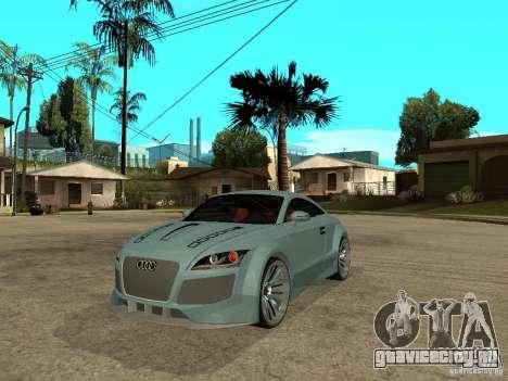 Audi TT 2007 Tuned для GTA San Andreas