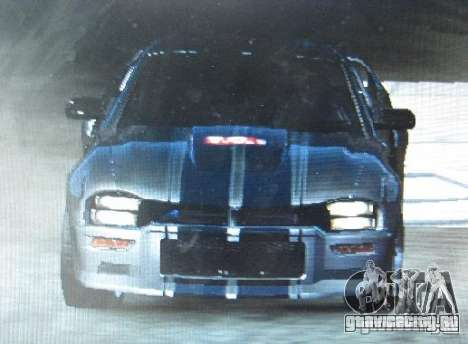 ROAD KING из Flatout Ultimate Carnage для GTA 4 вид сзади слева