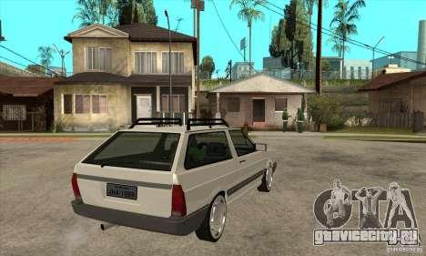 Volkswagen Parati GLS 1994 для GTA San Andreas вид справа