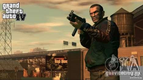 Загрузочные экраны GTA 4 для GTA San Andreas второй скриншот
