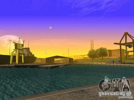 Новый Timecyc для GTA San Andreas пятый скриншот