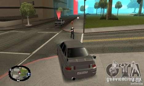 Уличные гонки для GTA San Andreas шестой скриншот