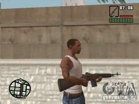 Mafia II Full Weapons Pack для GTA San Andreas