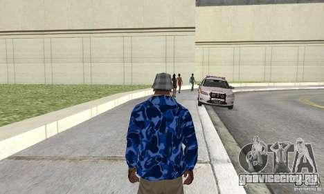 Hoody skin для GTA San Andreas второй скриншот
