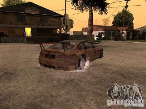 Bmw M3 для GTA San Andreas