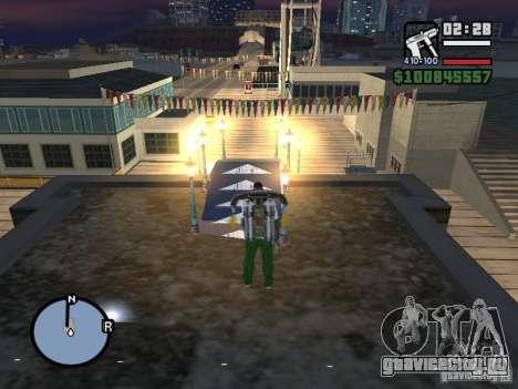 Night moto track для GTA San Andreas пятый скриншот
