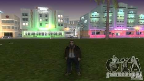 Niko Bellic для GTA Vice City