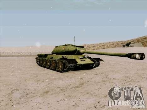 Т-34 для GTA San Andreas
