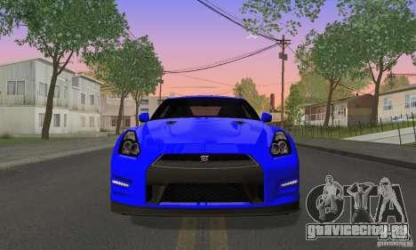 ENBSeries by dyu6 Low Edition для GTA San Andreas шестой скриншот