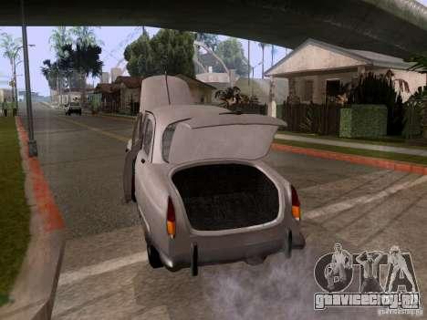ГАЗ 21 Волга для GTA San Andreas вид сбоку